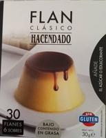 Flan clásico - Producto - es