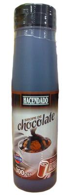 Sirope de chocolate - Producto