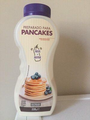 Preparado para pancakes - Producte