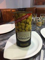 Olive verte - Producte