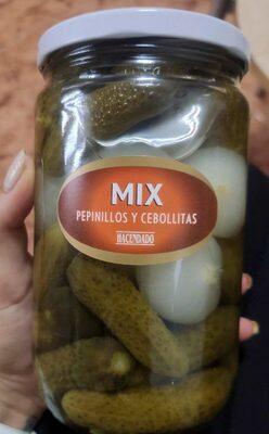 Mix pepinillos y cebollitas - Product - es