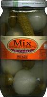 Mix pepinillos y cebollitas - Producto - es