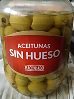 Aceitunas sin hueso - Product - es