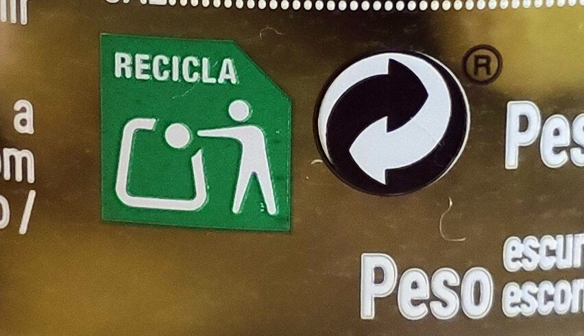 Pepinillos aliñados - Recycling instructions and/or packaging information - es
