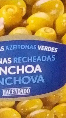 Aceitunas Verdes Rellenas De Anchoa - Categoria Selecta - Producto - es