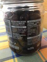 Aceitunas naturales de aragon - Ingrediënten