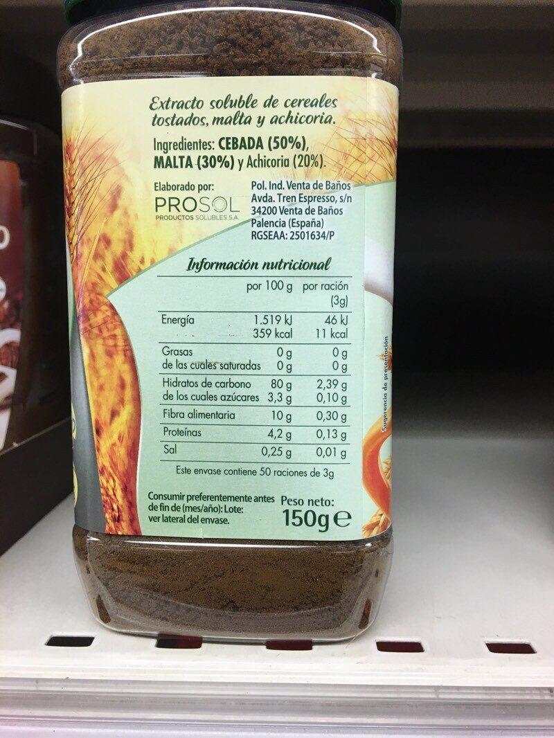 Aceitunas Manzanilla Verde Sin Hueso Aliñada - Información nutricional - es