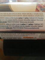 Aceitunas verdes rellenas de anchoa - Ingredientes - es