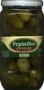 Pepinillos en vinagre - Produit