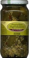Pepinillos encurtidos agridulces - Produit - es