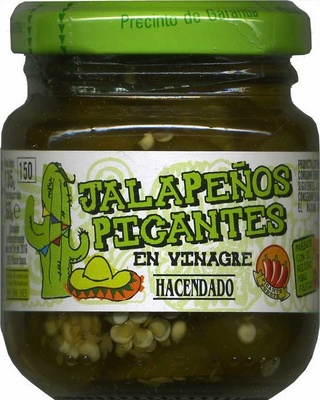 Jalapeños picantes - Produit - es