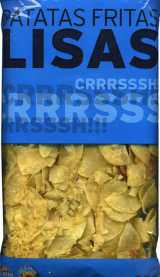 Patatas fritas lisas - Producte - es