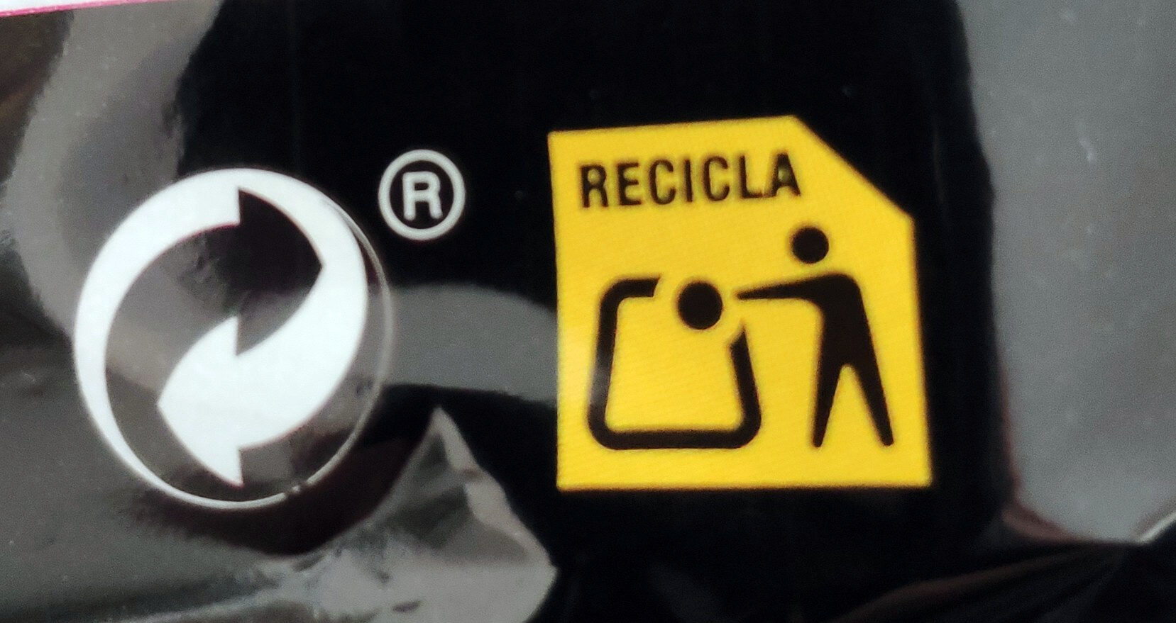 Extra crunch - Istruzioni per il riciclaggio e/o informazioni sull'imballaggio - es