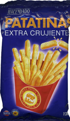 Patatinas extra crujientes - Produit