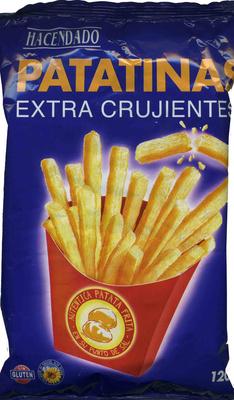 Patatinas extra crujientes - Produit - es