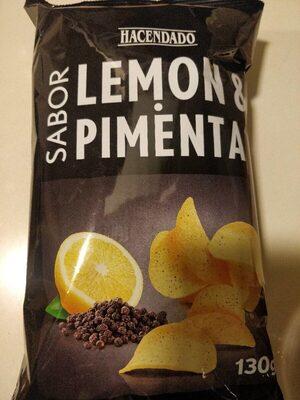 Sabor lemon & pimienta - Producte - es