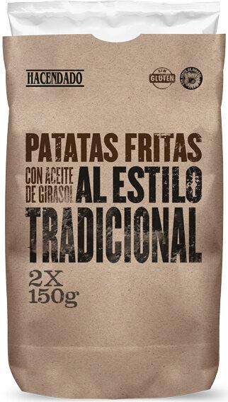 Patatas fritas tradicionales - Produit - es