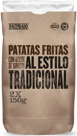 Patatas fritas tradicionales - Product - es