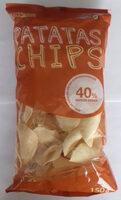 Patatas fritas light - Product - en