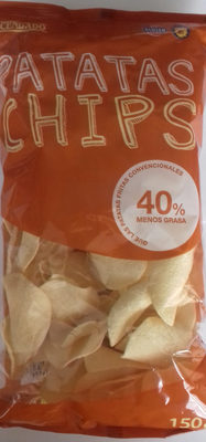 Patatas Chips - Producto