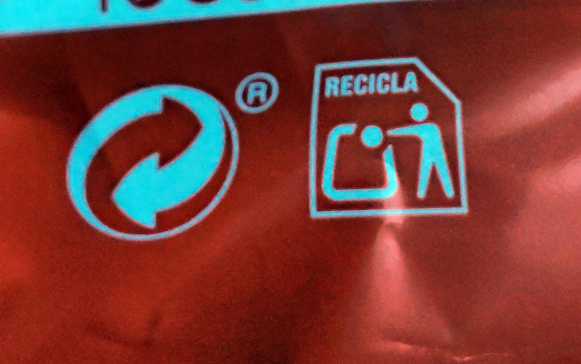 Patatas fritas light - Instruction de recyclage et/ou informations d'emballage - es