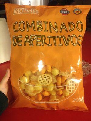 Combinado de aperitivos - Producto - es