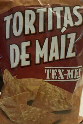 Tortitas de maíz tex-mex - Product - es