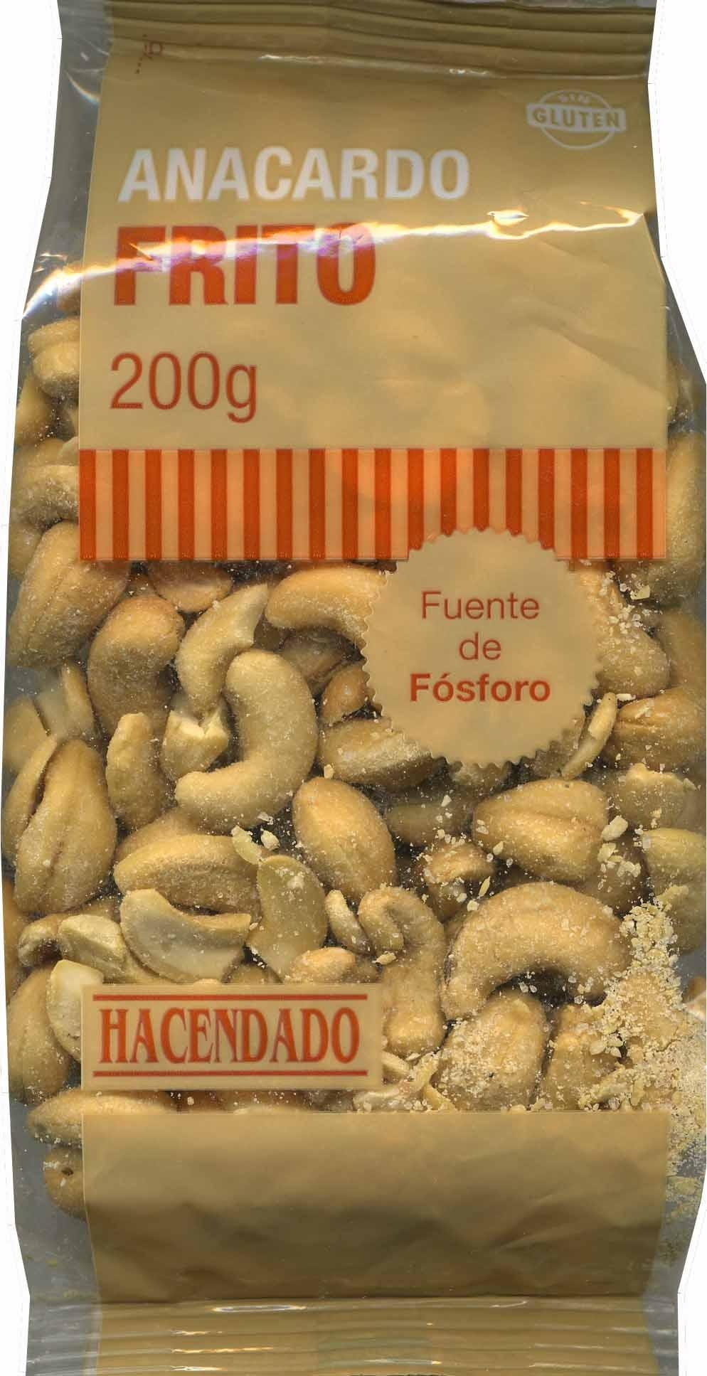Anacardo frito - Product - es