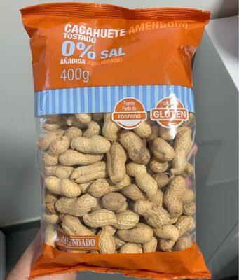 Cacahuete Tostado - Produit - es