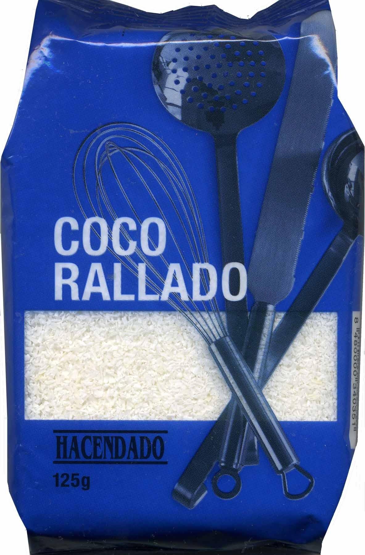 Coco rallado - Product - es