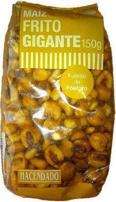 Maíz Gigante Frito - Producte - es