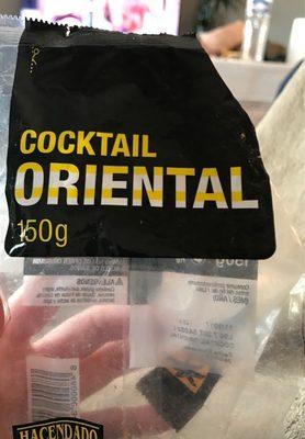 Cocktail oriental - Producte
