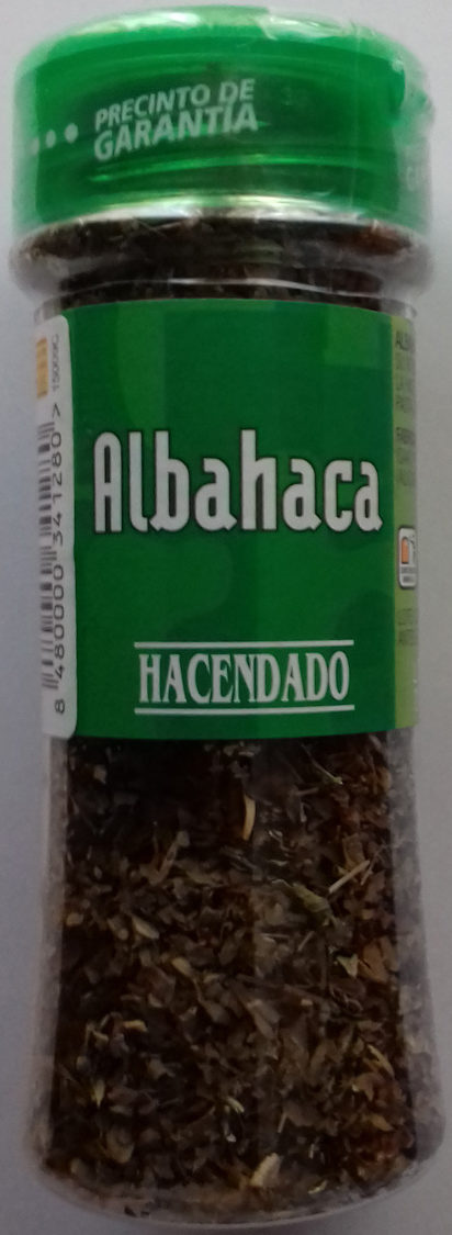 Albahaca - Produit - es