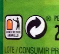 Albahaca - Instruccions de reciclatge i/o informació d'embalatge - es