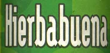Hierbabuena - Ingrediënten