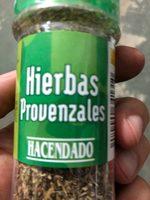 Hacendado Hierbas Provenzales - Producte