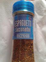Espaguetti Sazonador - Producto