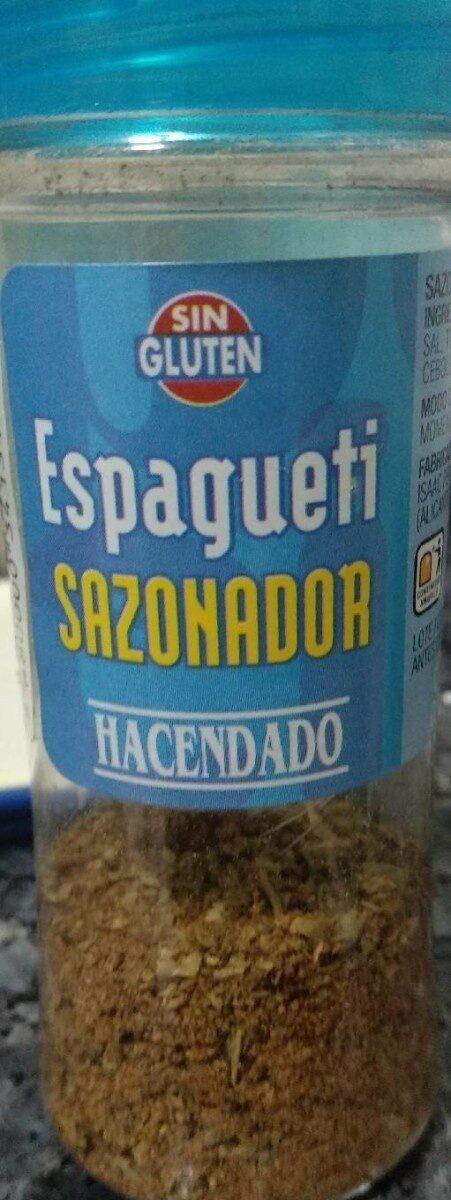Espagueti sazonador - Producto - es