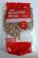 Pipas Mondadas Fritas - Producto