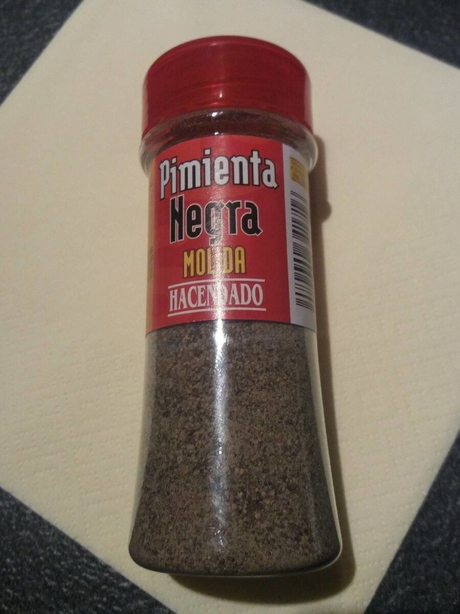 Pimienta Negra - Produit