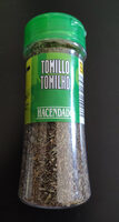 Tomillo - Producte - es