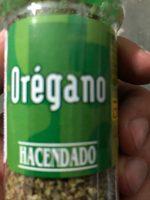 Oregano - Producte