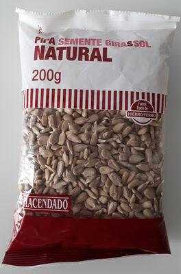 Pipas girasol naturales - Produit - es