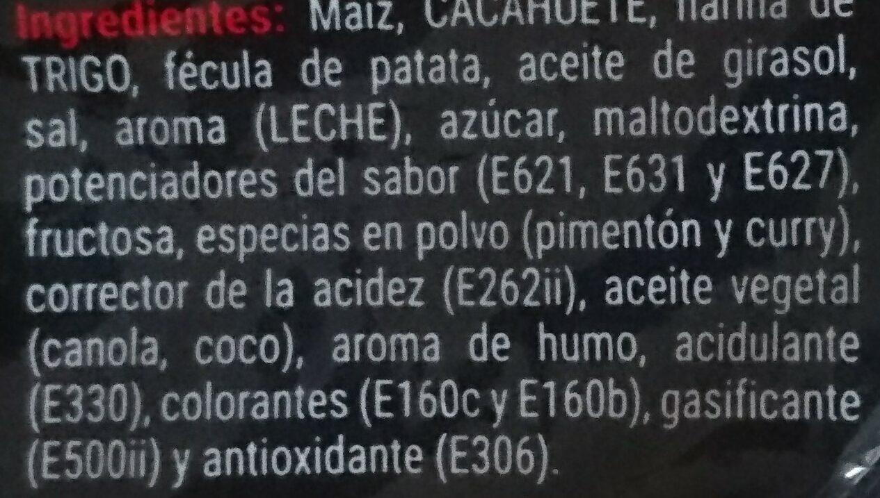 Cocktail Rodeo - Ingredientes - es