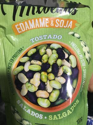 Mixbeans Edamame & Soja