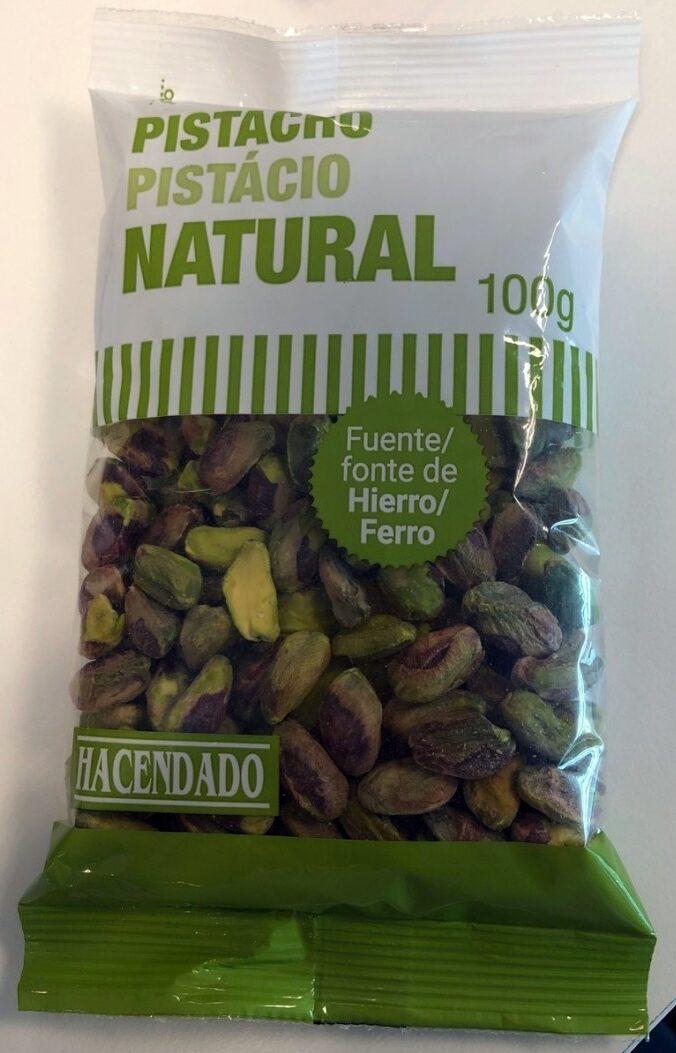 Pistacho natural - Product - es