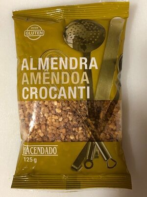 Almendra crocanti - Product