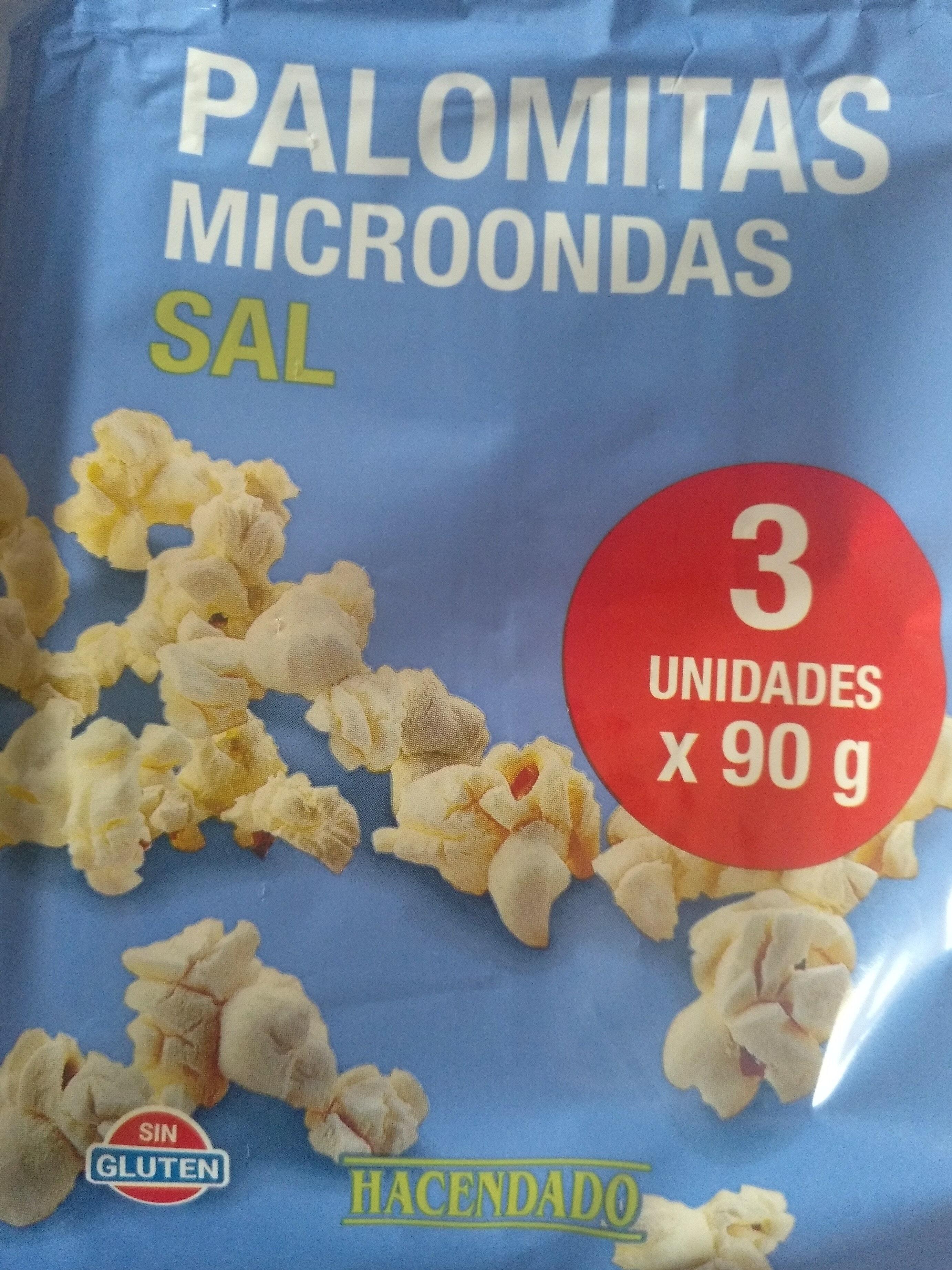 Palomitas Microondas - Producto