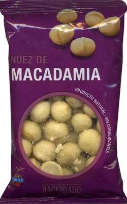 Nuez de macadamia - Producto - es