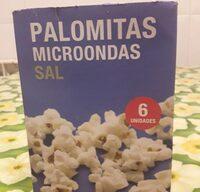 Palomitas microondas hacendado - Producto - es